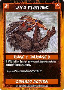 Index Card Print 39 Rage 39 Ccg Call Of The Sea Block Leads With Chulorviah