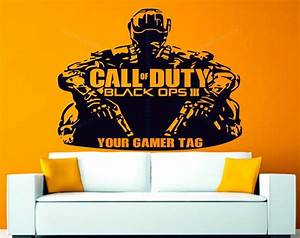 10 best geek and gamer swag images on pinterest products With cool call of duty wall decals