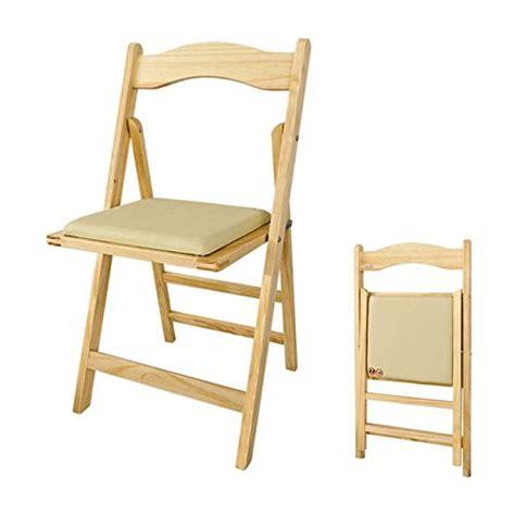 chaise de bureau pliante sobuy fst06 n chaise pliante avec assise rembourrée