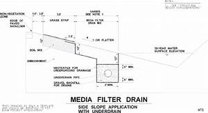 Media Filter Drain Design Guidance  Source  Washington State Dot  2011