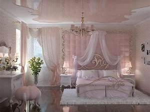 Chambre Rose Pale : 6 id es d inspiration pour une chambre de princesse astuces de filles page 2 ~ Melissatoandfro.com Idées de Décoration