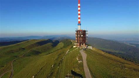 le chasseral sommet du jura suissebe alt  les   sept  youtube