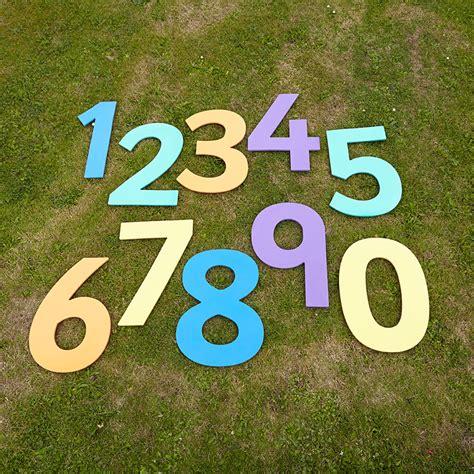 Buy Outdoor Giant Foam Numbers 09 Tts