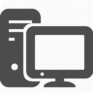 Computer, desktop, electronics, pc icon | Icon search engine