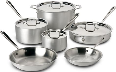 The 9 Best Stainless Steel Cookware Sets 2018  The