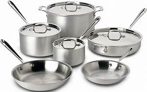 Best Of Steel : the 9 best stainless steel cookware sets 2018 the cookware geek ~ Frokenaadalensverden.com Haus und Dekorationen