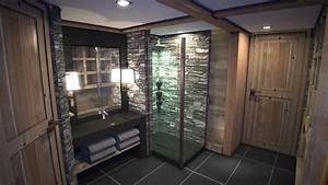 laei salle de bain spa grand luxecreatif audiovisuel With salle de bain avec sauna