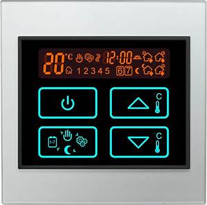 Boutique Underfloor Heating Electric Touch Thermostat
