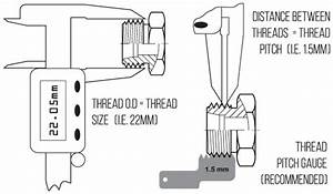 Hydraulic O Rings Size Chart How To Id 24 Tube Fittings Adaptall
