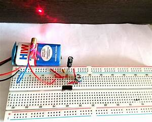 Laser Diode Driver Circuit Diagram