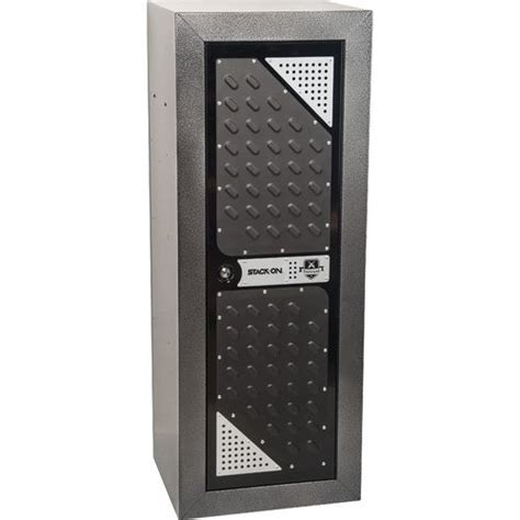 tactical security cabinet with convertible interior stack on tactical 14 guns convertible security cabinet
