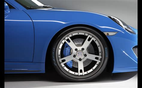 2018 Studiotorino Porsche Cayman Moncenisio Details 3