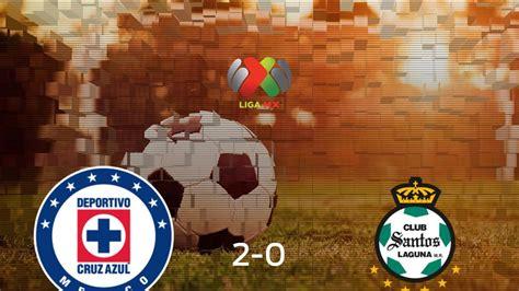 Lesiones, contagiados de covid 19. Cruz Azul - Santos Laguna: Resultado, resumen y goles en ...