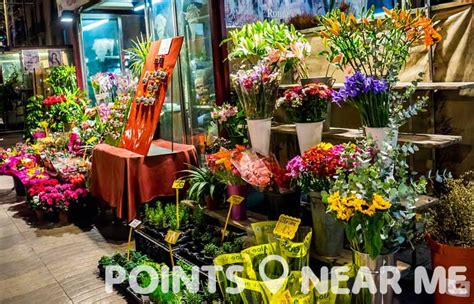 Flower Vases Near Me by Flower Shop Near Me Points Near Me