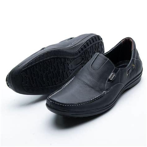 Sepatu Santai Emory jual sepatu santai sepatu kulit pria slip on model casual