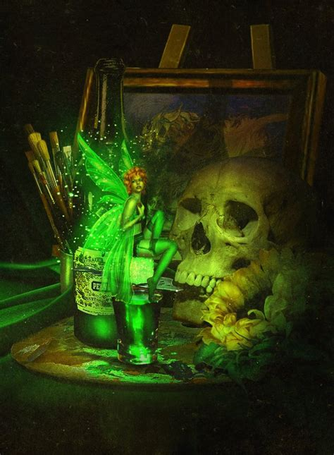 absinthe the green favourites by aeonflax on deviantart