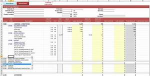 Construction Job Costing Spreadsheet Free Construction Job Costing Spreadsheet Template Expense