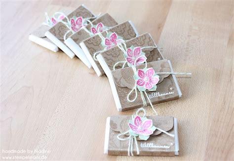 Selbstgebasteltes Zu Weihnachten by Goodie Stin Up Verpackung Tag Give Away Gift Box