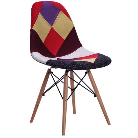 chaise eames patchwork eames chaise lounge chair
