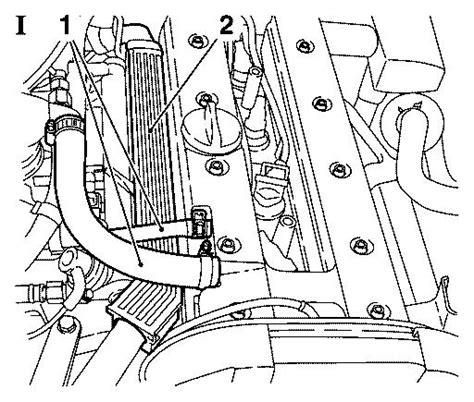 Vauxhall Workshop Manuals Vectra Engine