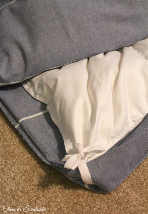how do you use a duvet cover the easiest way to put on a duvet cover clean and scentsible