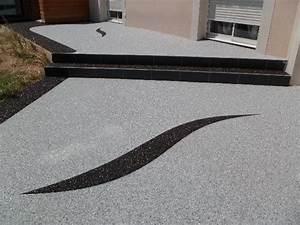 Revêtement De Sol Extérieur En Résine : resine epoxy sol exterieur ~ Dailycaller-alerts.com Idées de Décoration