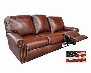 brown leather sofa recliner reclining sofas manual With leather reclining sofa
