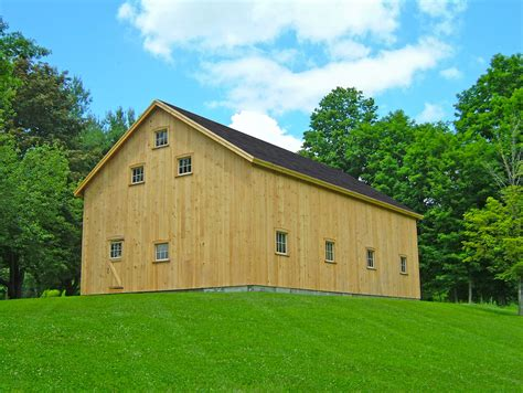 Timber Frame Barns Gallery