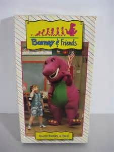 Barney and Friends Time Life VHS
