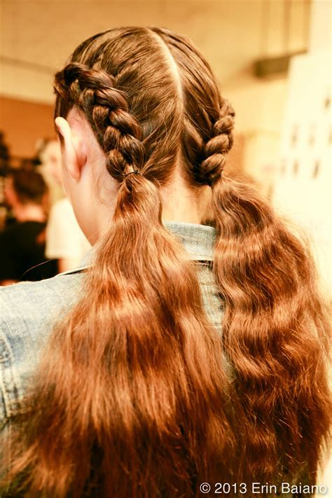 Fall Hair Trend for Tweens & Moms   Braids