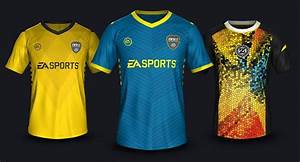Insane FIFA 17 Ultimate Team Champions Kits Collection ...