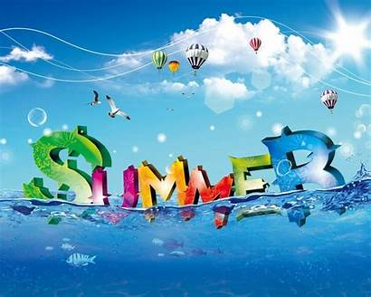 Summer Start Promotions Themed Cool Thinking Fun