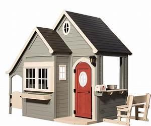 Cabane En Bois : cabane en bois pour enfants spring cottage ~ Premium-room.com Idées de Décoration