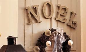 Décoration De Noel En Bois À Fabriquer : tutoriel d co fabriquer des lettres en bois ~ Melissatoandfro.com Idées de Décoration