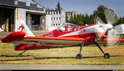 SP-AUC - Grupa Akrobacyjna Żelazny - Acrobatic Group Zlín ...
