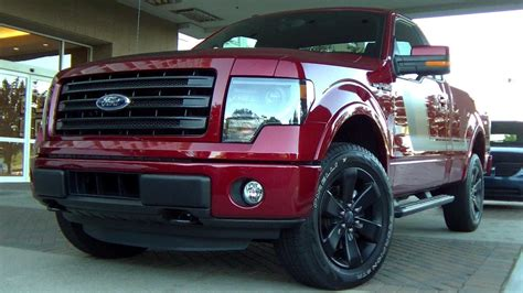 2014 Ford F 150 Tremor walkaround review   YouTube