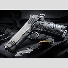 Sti Lawman 40 45 Acp  1911 Pistol Review
