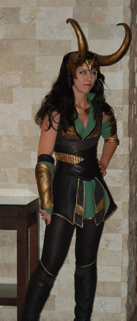This Looks Like A Cool Loki Cosplay Costume All I Would