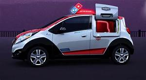 Nuevos transportes para Pizzas Revista de coches,