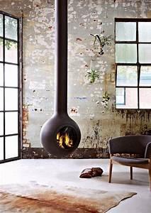 Poele A Bois Suspendu : cheminee fonte suspendue ~ Dailycaller-alerts.com Idées de Décoration