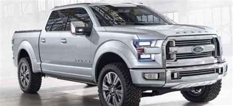 Ford 2018 Truck by 2018 Ford Atlas Truck Release Date Review Concept