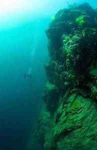 Deep Exploration Formed By An Ancient Rift Valley  Lake