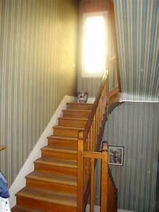 Avant pendant apres la cage d39escalier bergamote de for Charming couleur pour cage d escalier 4 avant pendant apras de la cage descalier la