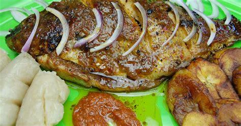 cuisine bar poisson tilapia au four recette par tchop afrik 39 a cuisine