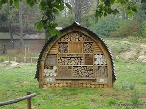Nichoir A Insecte : solidaire pour un jardin sans pesticide h tels ~ Premium-room.com Idées de Décoration