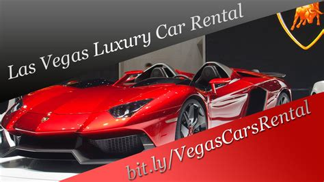 Luxury Sport And Exotic Cars Rental In Las Vegas