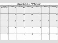 ORIENTATELECOS Calendarios a medida