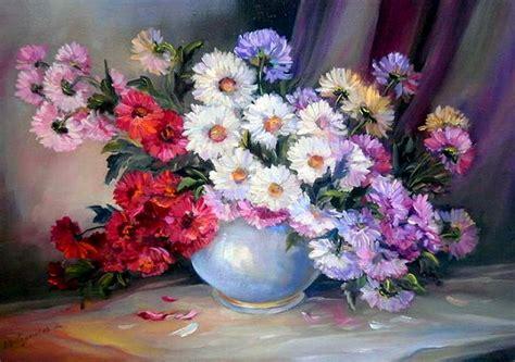 cuadros modernos pinturas y dibujos galeria cuadros de flores al 211 leo anca bulgaru