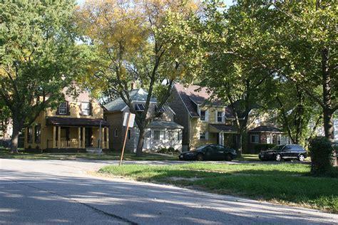 garden homes historic district chicago illinois