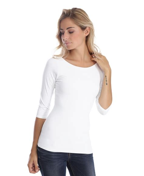 Boat Neck Tops For Sale by Rendez Vous Doris 3 4 Sleeve Boat Neck Top Bodies